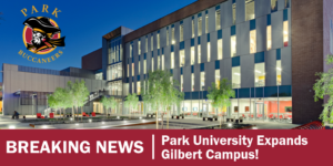 Park University Expands Gilbert Campus