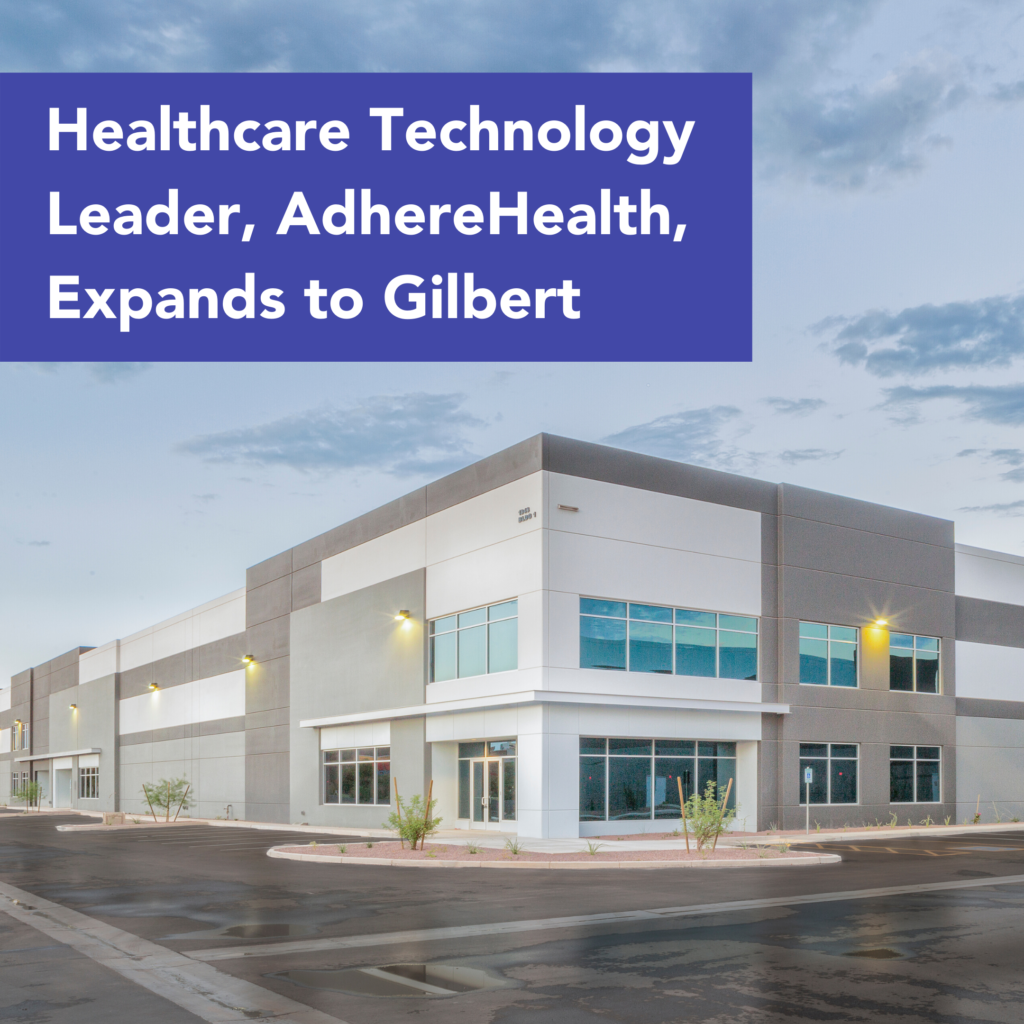 Adhere Health Expands to Gilbert