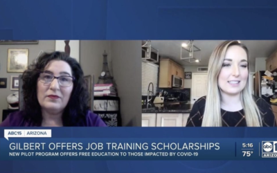 Gilbert offers free education to those impacted by COVID-19