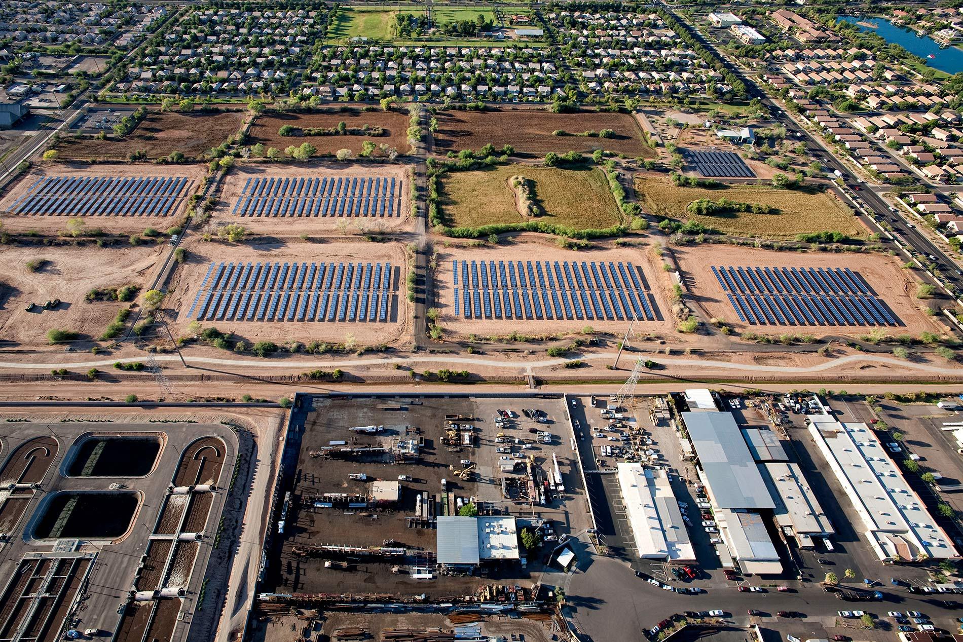 Heritage Park in Gilbert, Arizona
